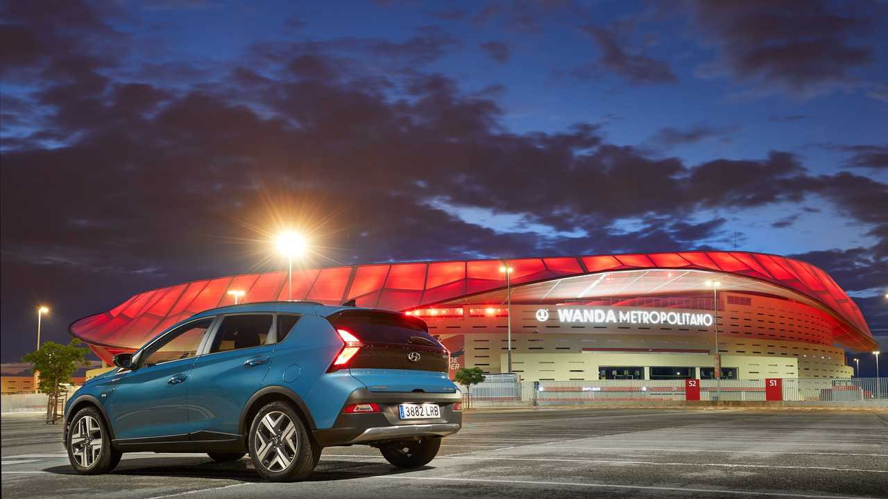 Hyundai Bayon primer contacto nuevo SUV urbano