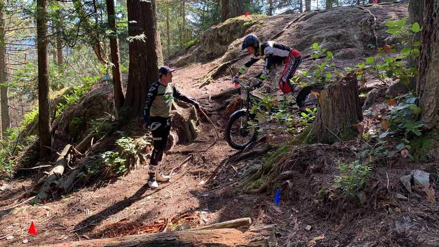 Vancouver Park Kicks Out Trials Riders