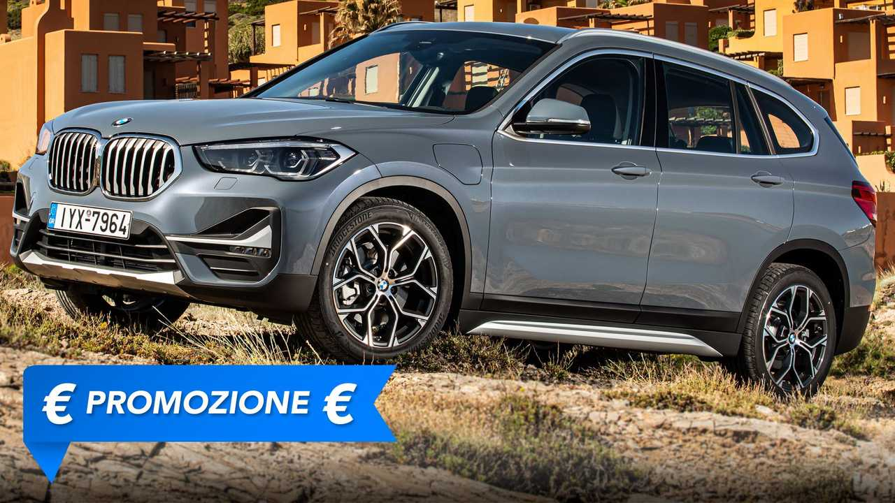 Promozione BMW X1 Why-Buy maggio 2021