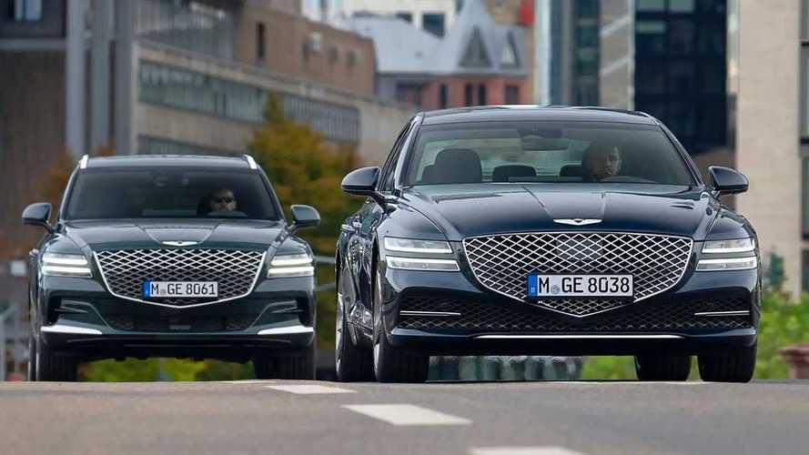 SUV e berlina, ecco i primi modelli Genesis in arrivo in Europa