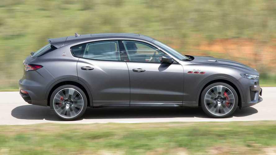 Prueba Maserati Levante Trofeo