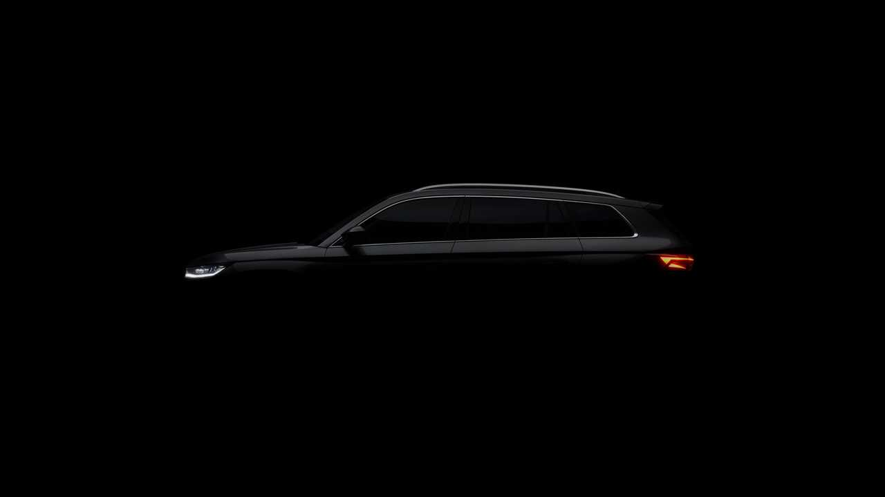 Skoda Kodiaq RS обновится одновременно с базовой моделью