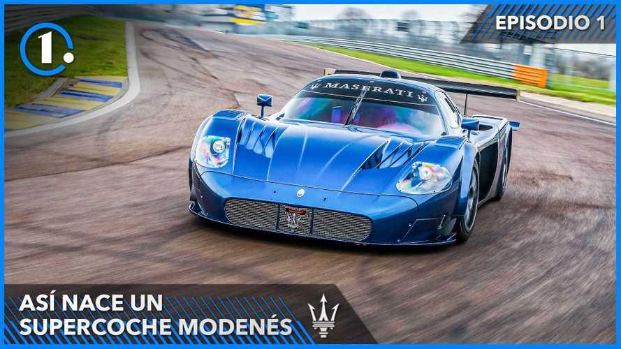 Redescubriendo Maserati Corse... ¡del MC12 al MC20!