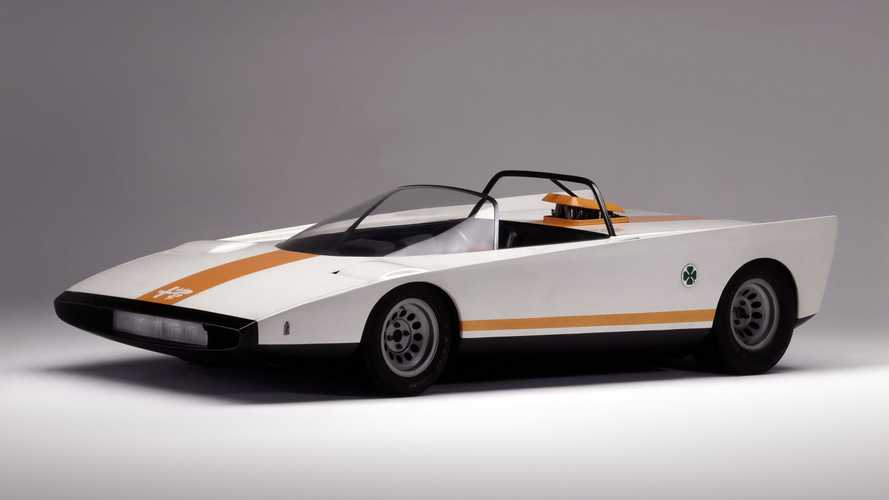 Alfa Romeo, 50 años del Spider concept