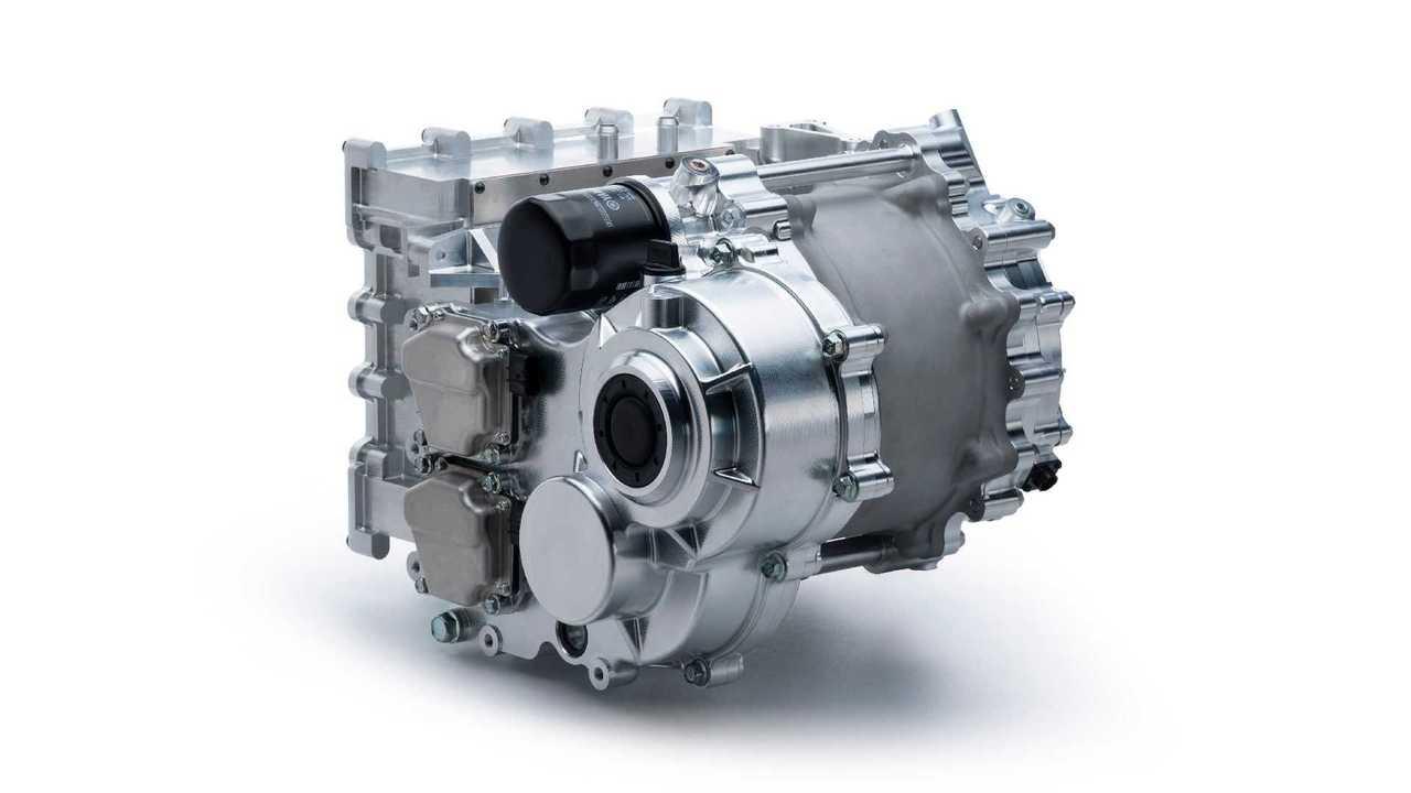 Yamaha - motor elétrico - unidade