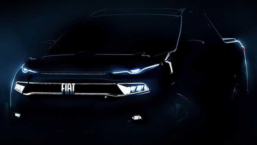 Oficial: Nova Fiat Toro 2022 será revelada dia 22 de abril