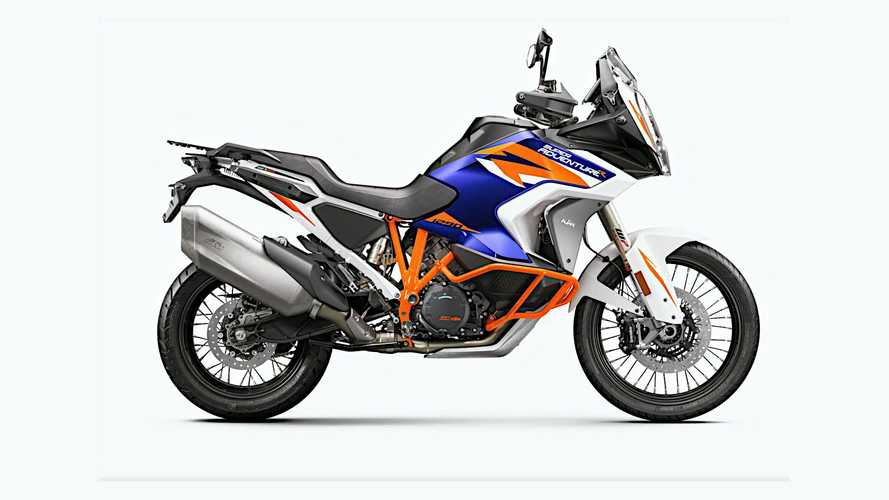 2021 KTM 1290 Super Adventure R Is Off-Road Ready