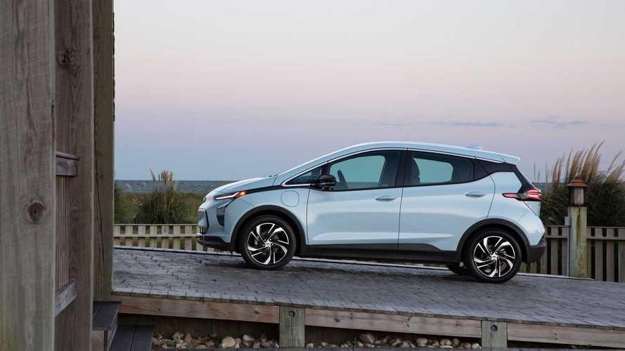 Chevrolet Bolt EV/EUV Production Halt Extended To Mid-October