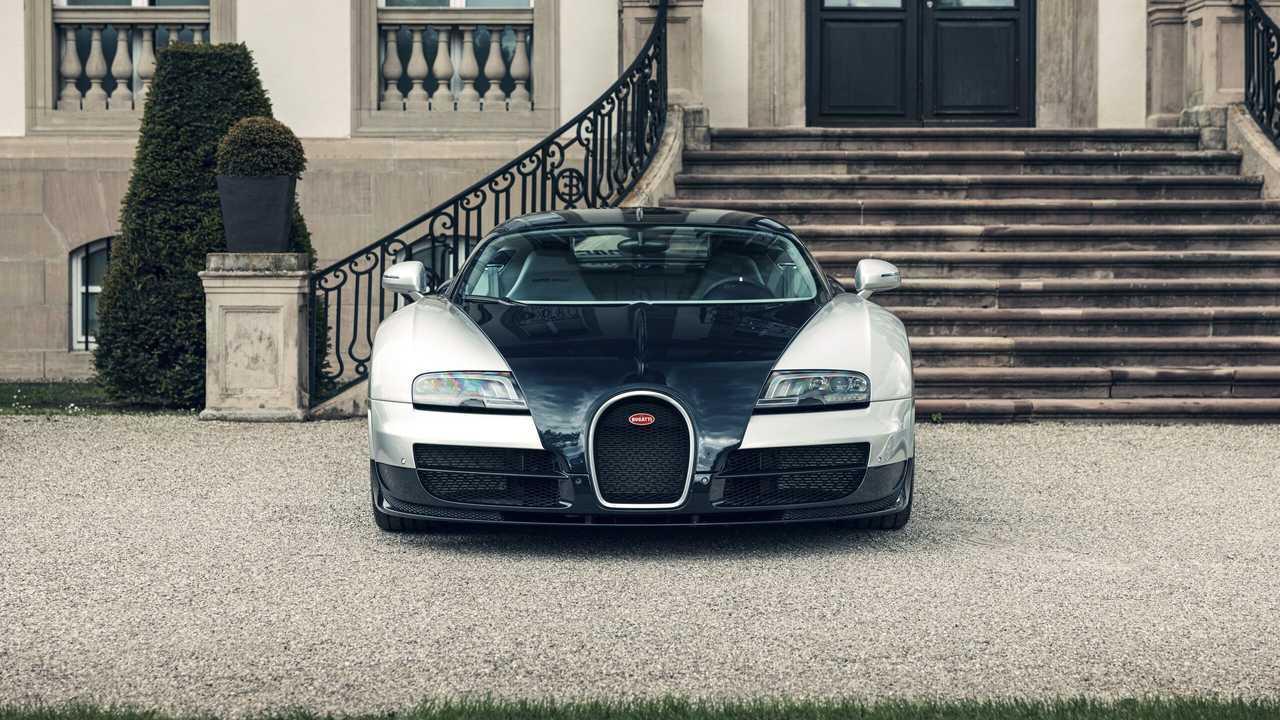 The historic Bugatti Super Sport meeting