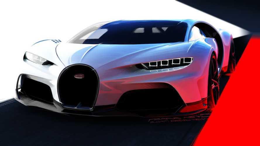 Bugatti Chiron Super Sport - Les dix chiffres à retenir