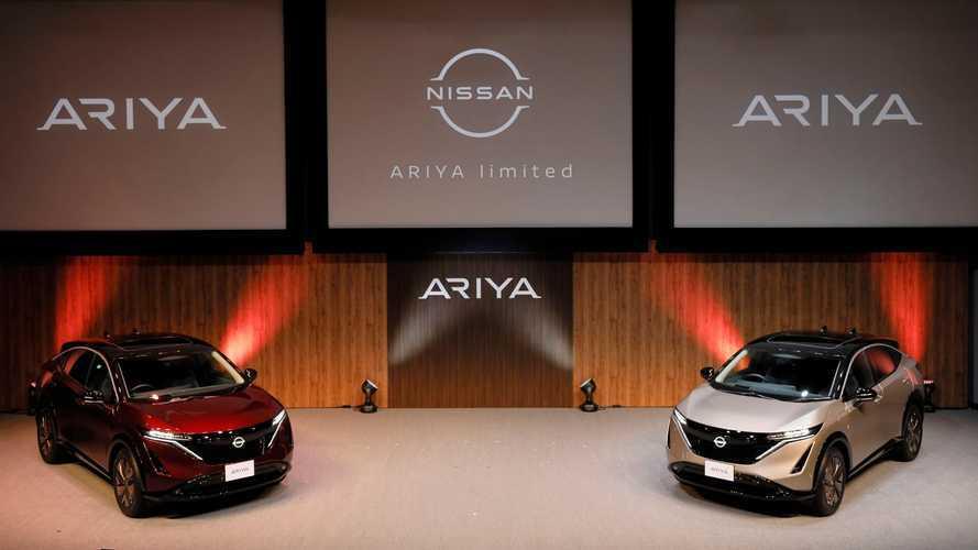Nissan Ariya Limited Edition In Japan