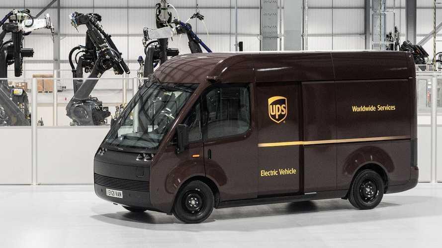 Elektro-Lieferwagen-Spezialist Arrival baut neues Werk in den USA