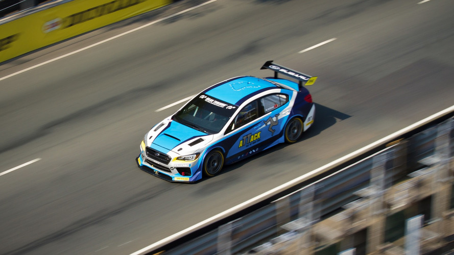 Subaru releases onboard video of record-breaking Isle of Man lap