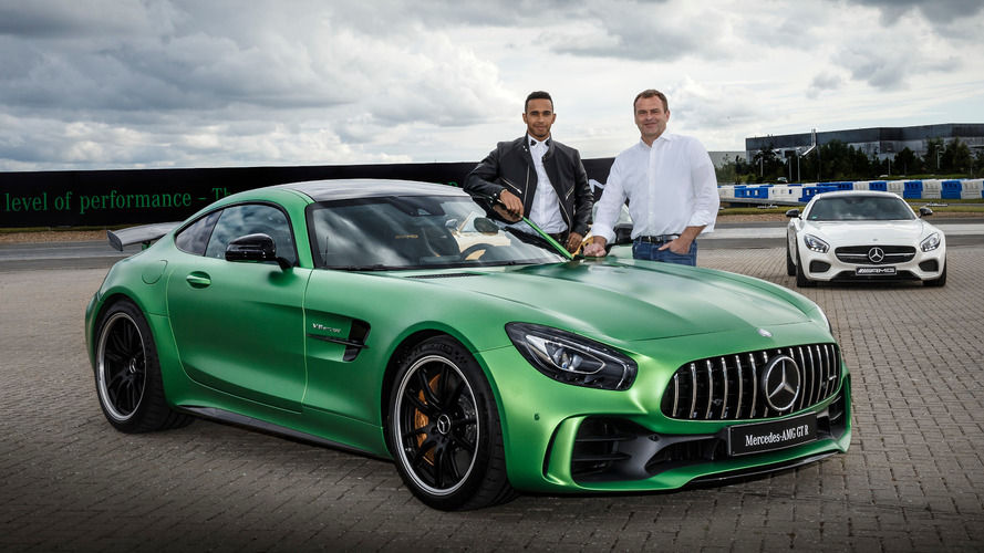 Aston Martin's new CEO will aim to repeat Mercedes-AMG success