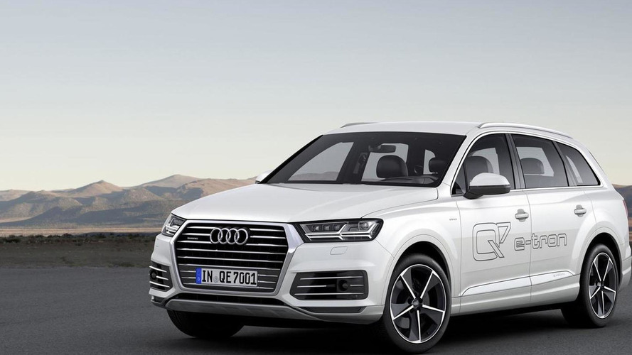 """Audi announces all-electric SUV is coming """"soon"""" with +500 km range"""