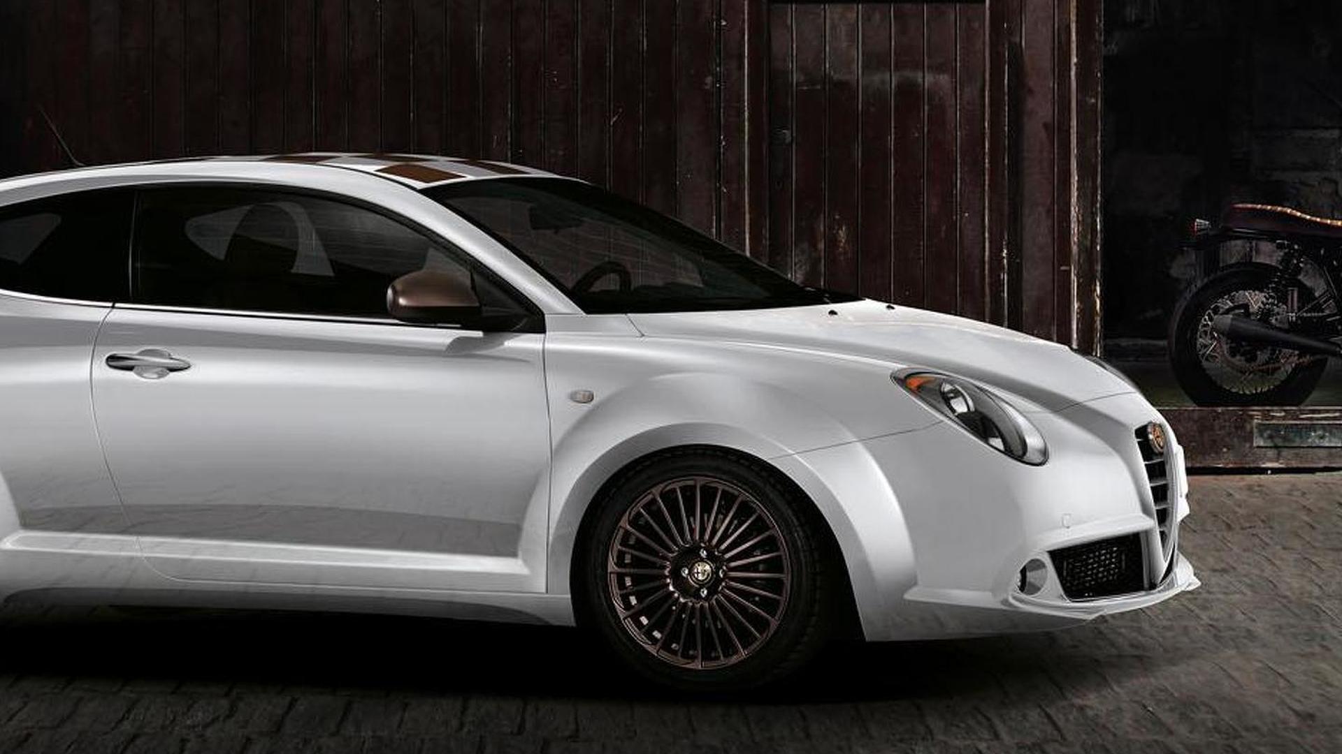 Alfa Romeo Mito Racer Unveiled Ahead Of Geneva Wheel Centre Caps