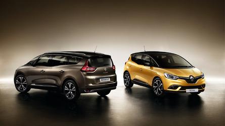 Vers la fin du Renault Scénic ?