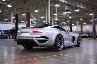 VLF Automotive's 745-HP Force 1 Supercar Awakens in Detroit