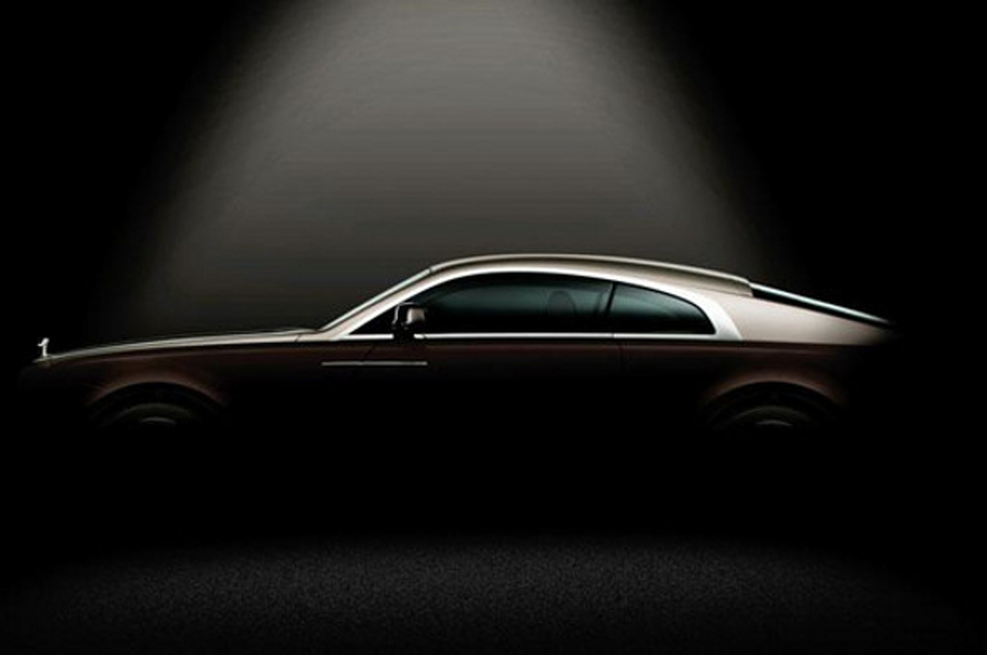 Rolls-Royce Wraith: I Was A Somebody Once