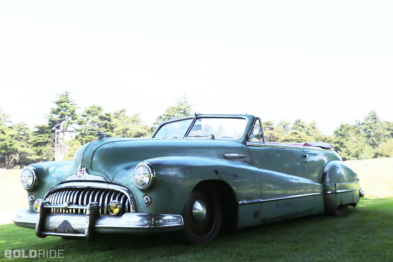 ICON's New Buick Project Proves Derelict Can Be Dapper