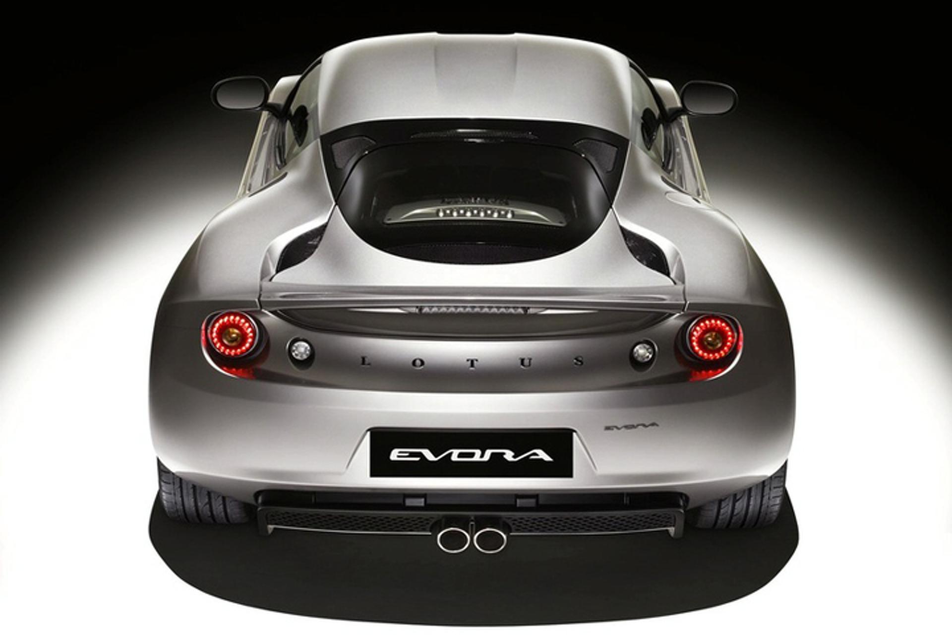 Lotus To Stop Evora sales in the U.S.