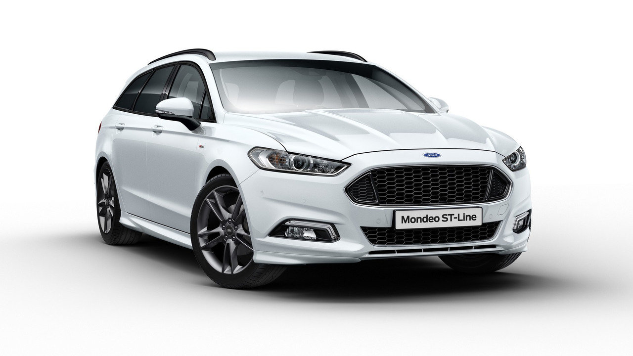 2016 Ford Mondeo ST-Line
