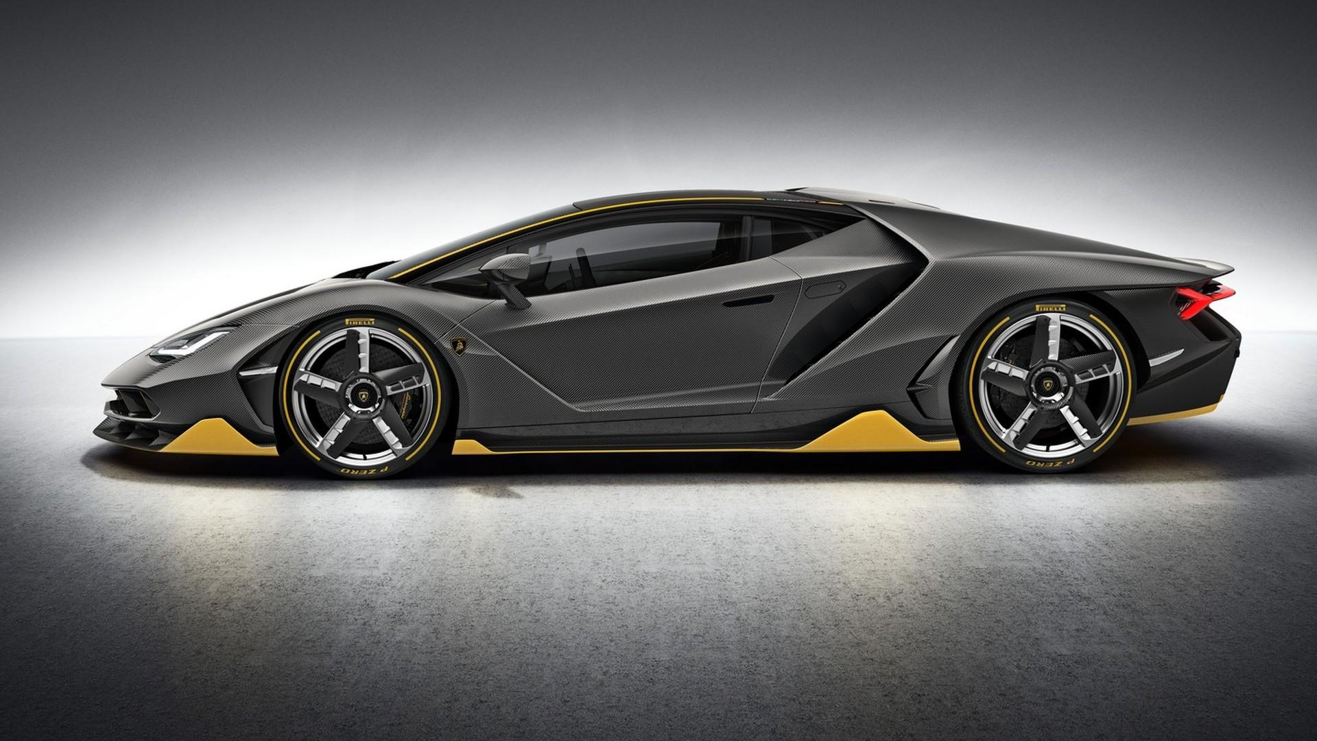 Lamborghini Centenario Roadster Set To Debut At Pebble Beach