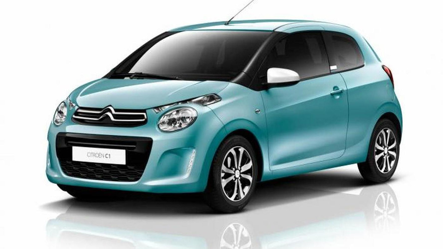 2015 Citroen C1 Introduced With New Color And Extra Safety Kit