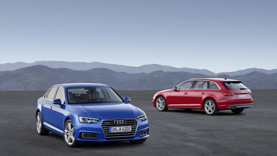 2016 Audi A4 Sedan and A4 Avant officially introduced [videos]