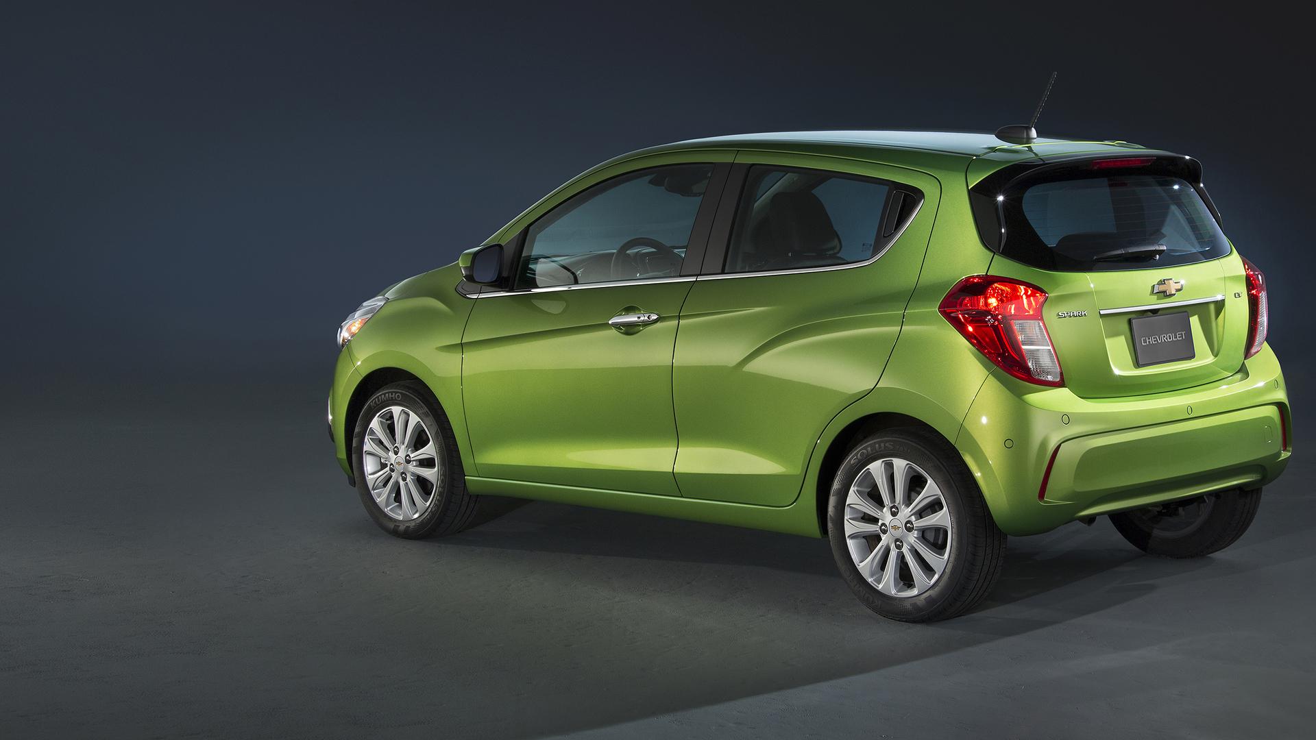 Chevrolet Spark News And Reviews Motor1 Com
