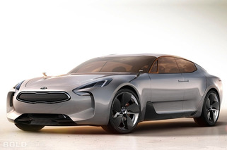 Kia GT Possibly Green-Lighted for Production