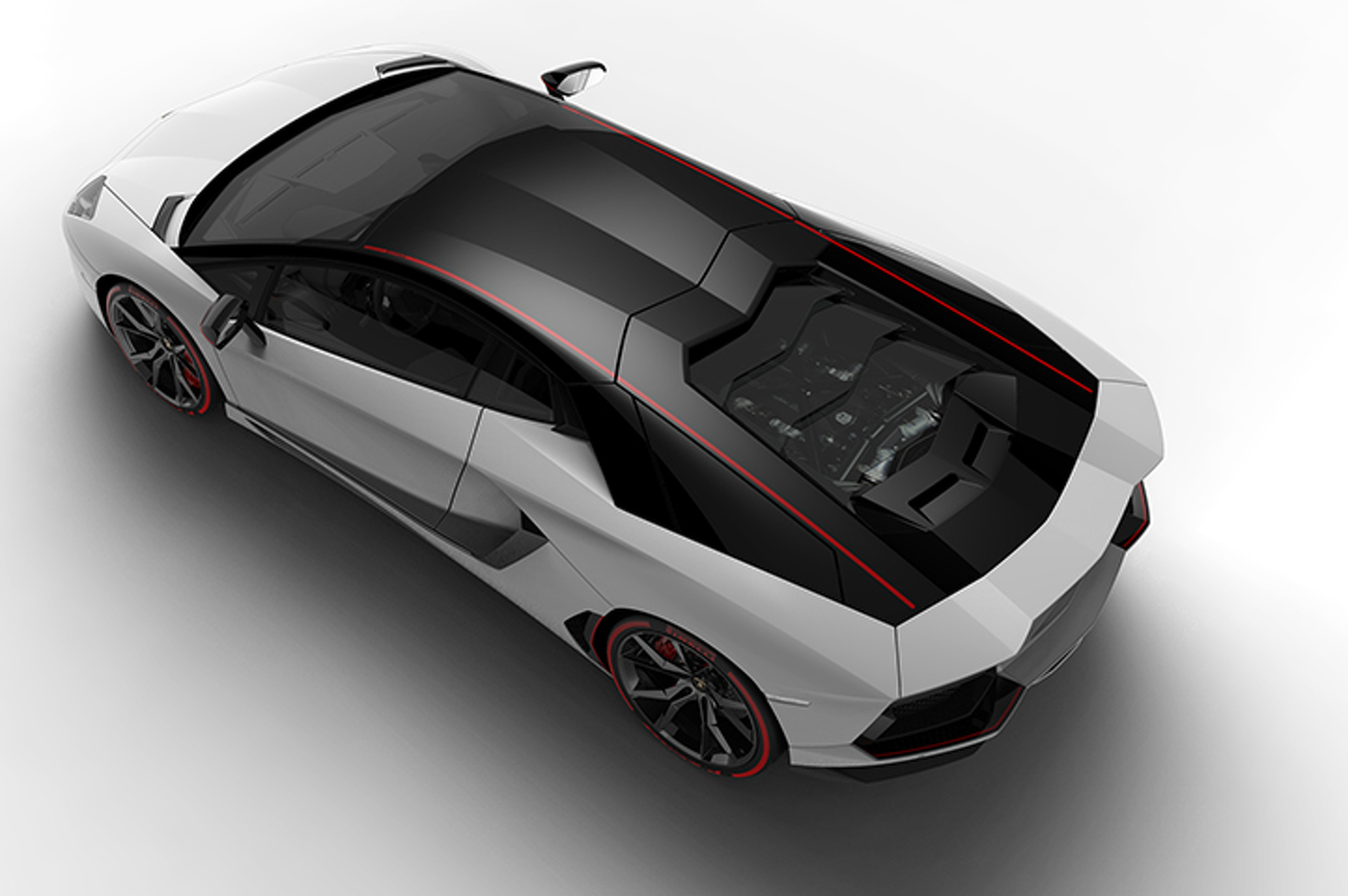 Lamborghini and Pirelli Join for Special Edition Aventador