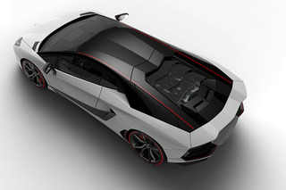 Lamborghini and Pirelli Join for Special Edition Aventador