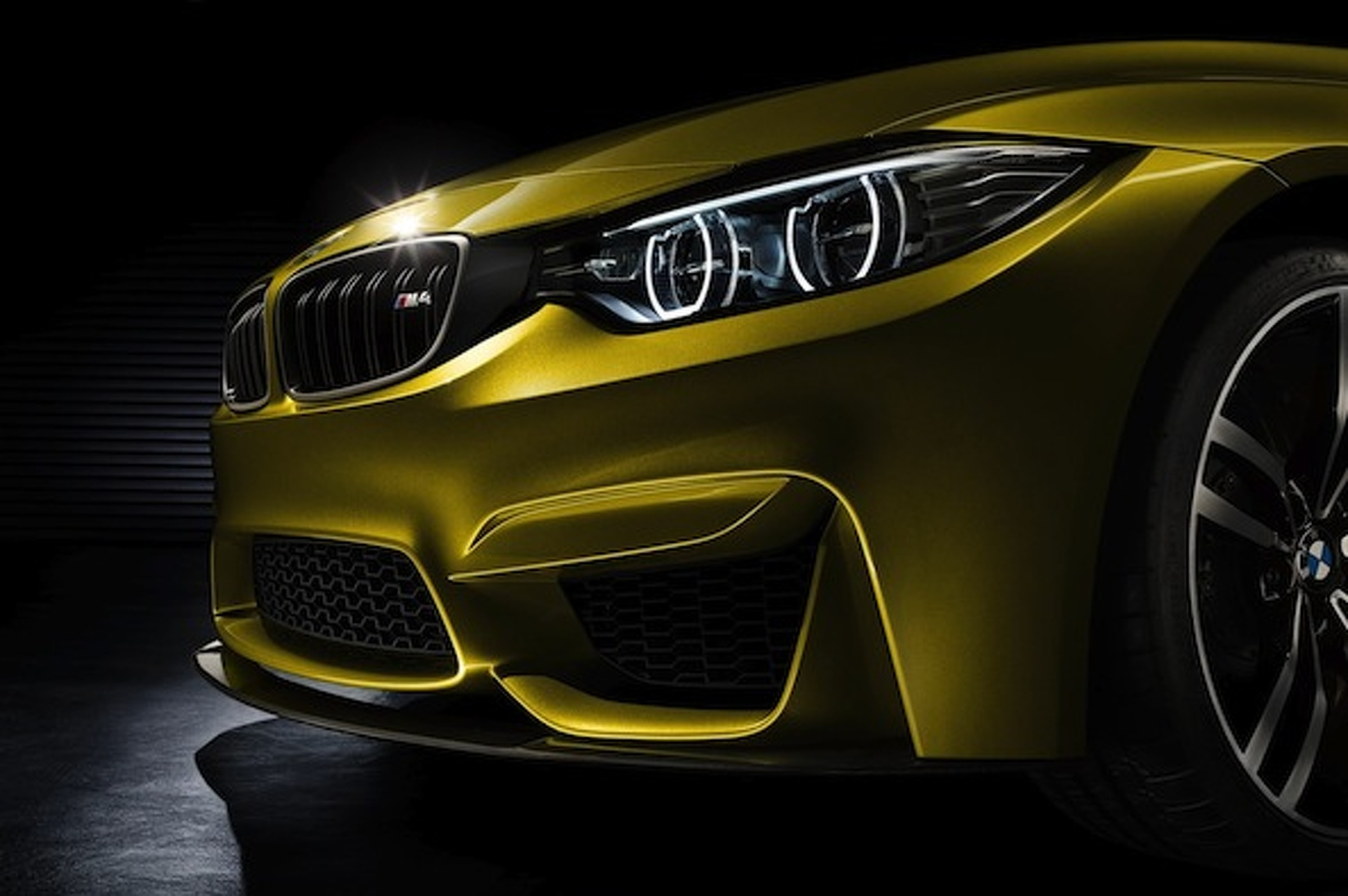 Is This The New Bmw M4 Update It Is
