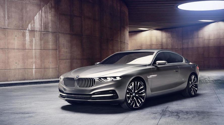 BMW Gran Lusso Coupe debuts at Concorso d'Eleganza Villa d'Este