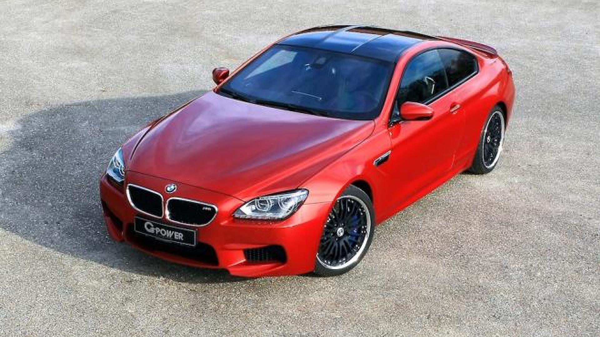 Bmw M6 Coupe By G Power With 640 Hp