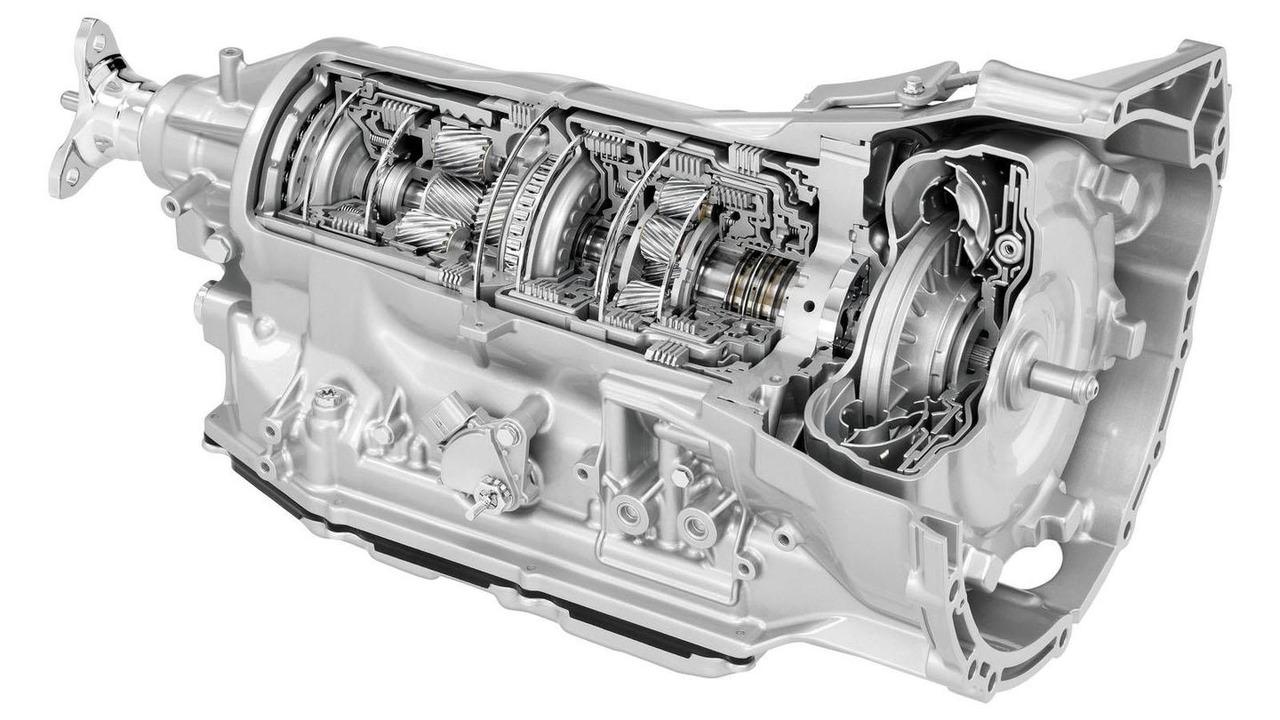 2014 Cadillac CTS TL80 (MGG) Eight Speed RWD Automatic Transmission 18.3.2013