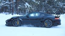 Porsche 911 GT3 RS Spy Photo