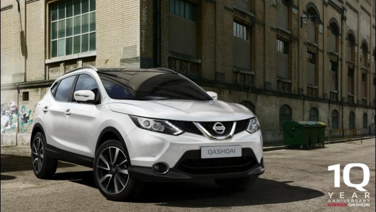 [Copertina] - Nissan Qashqai, la promo dei 10 anni di garanzia continua