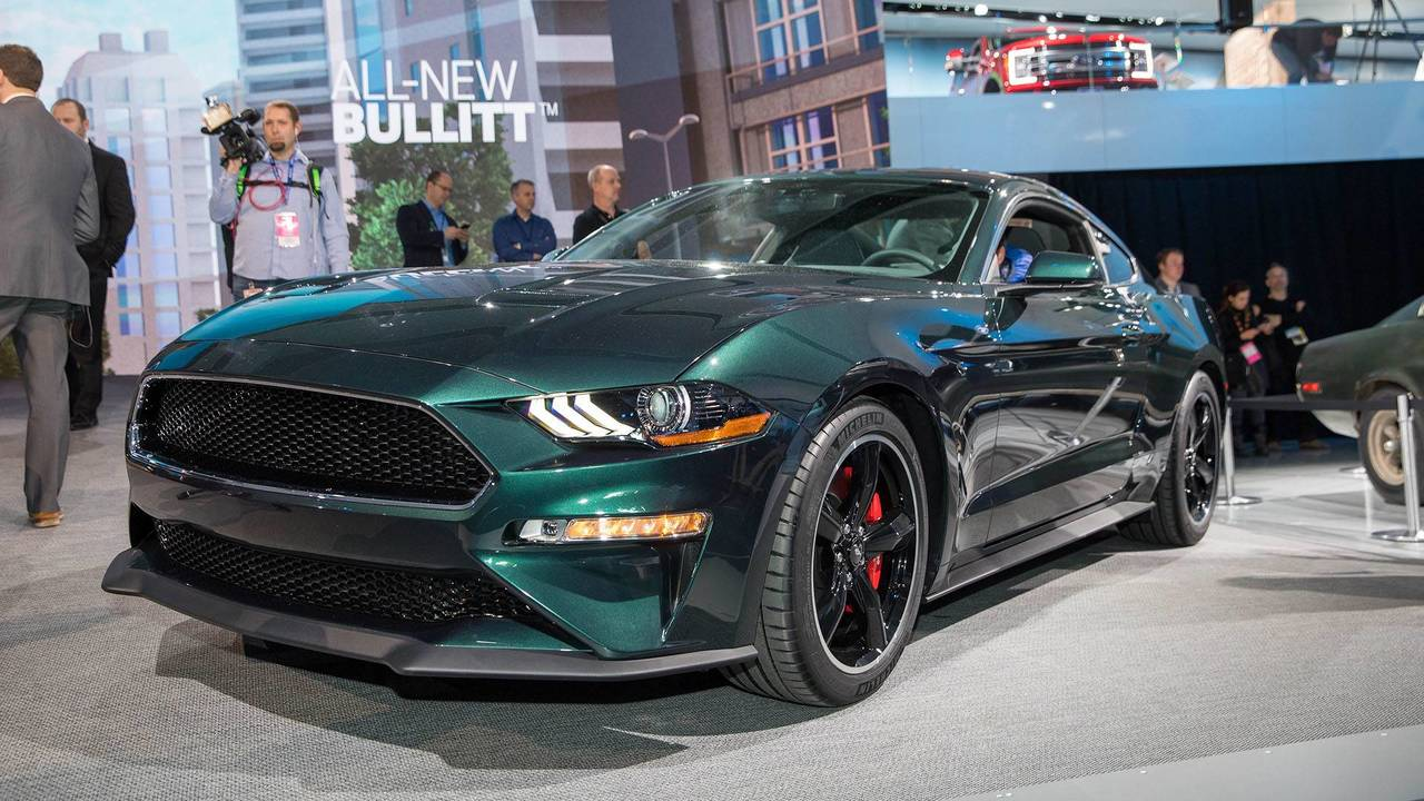 2019 ford mustang bullitt photos. Black Bedroom Furniture Sets. Home Design Ideas
