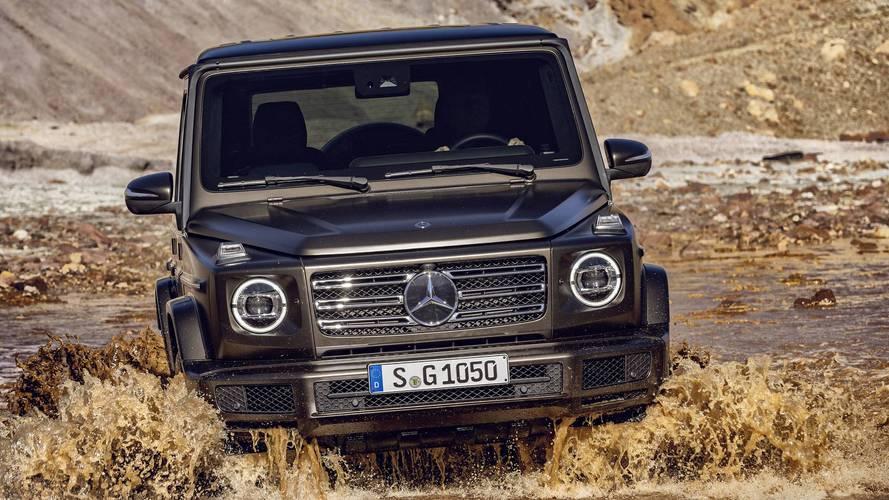 Un moteur diesel pour le Mercedes-Benz Classe G ?