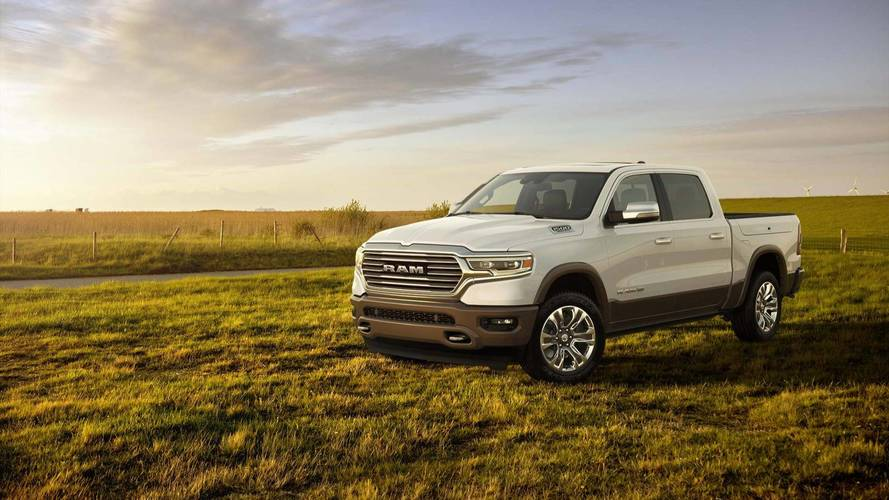 2019 Ram 1500 Laramie Longhorn Edition Loves Leather