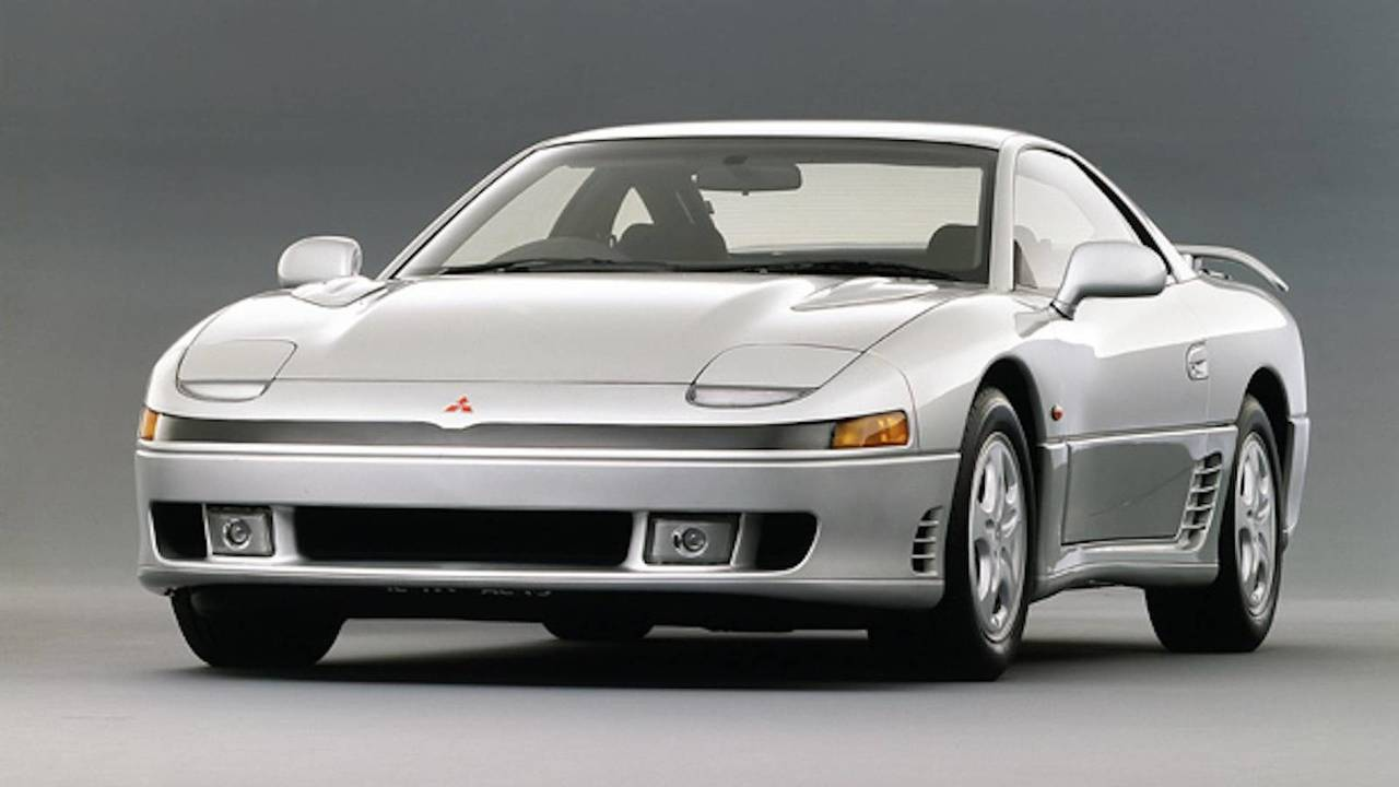 Mitsubishi GTO Twin-Turbo