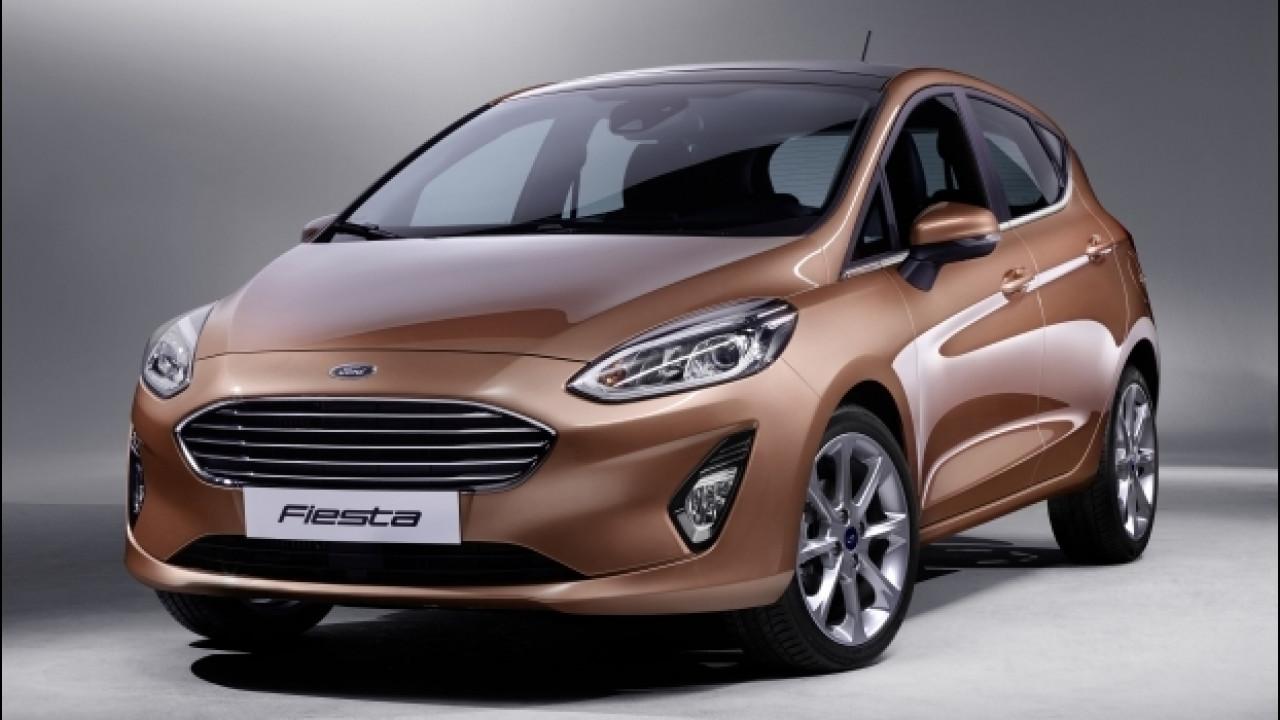 [Copertina] - Nuova Ford Fiesta, a tutta tecnologia