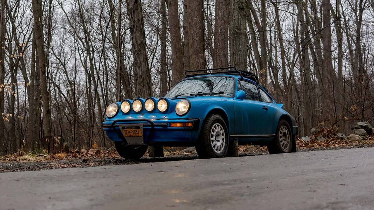 4.- Porsche 911 'The Keen Project Safari #4'