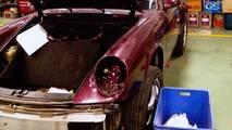 Naja's Porsche 911 Carrera4