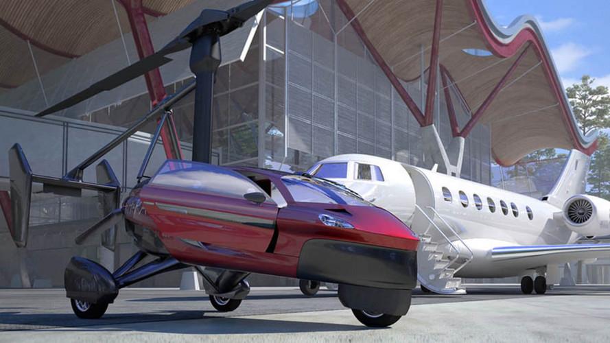 ABD eyaleti New Hampshire, ilk uçan otomobil yasasını yürürlüğe aldı