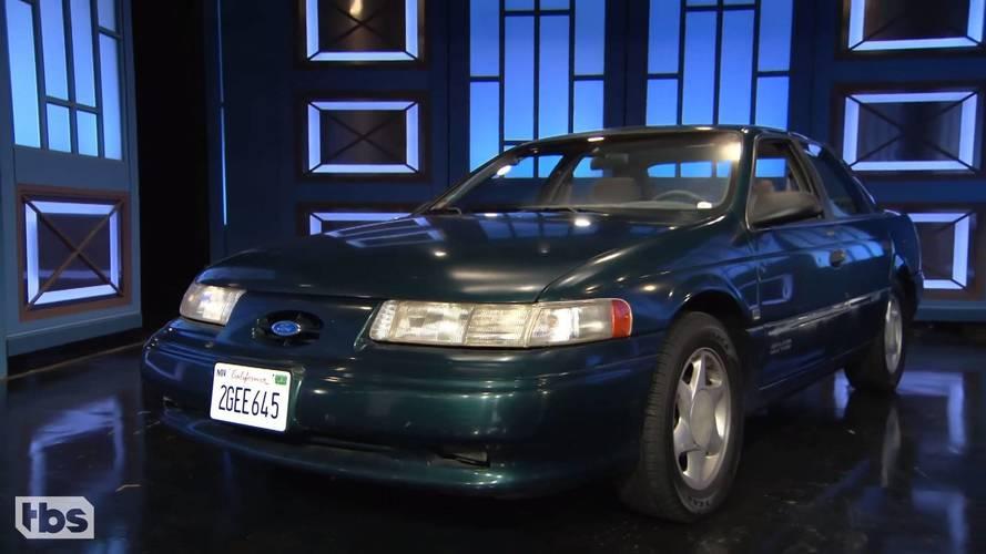 Conan O'Brien'ın 1992 Ford Taurus SHO'su hâlâ hayatta