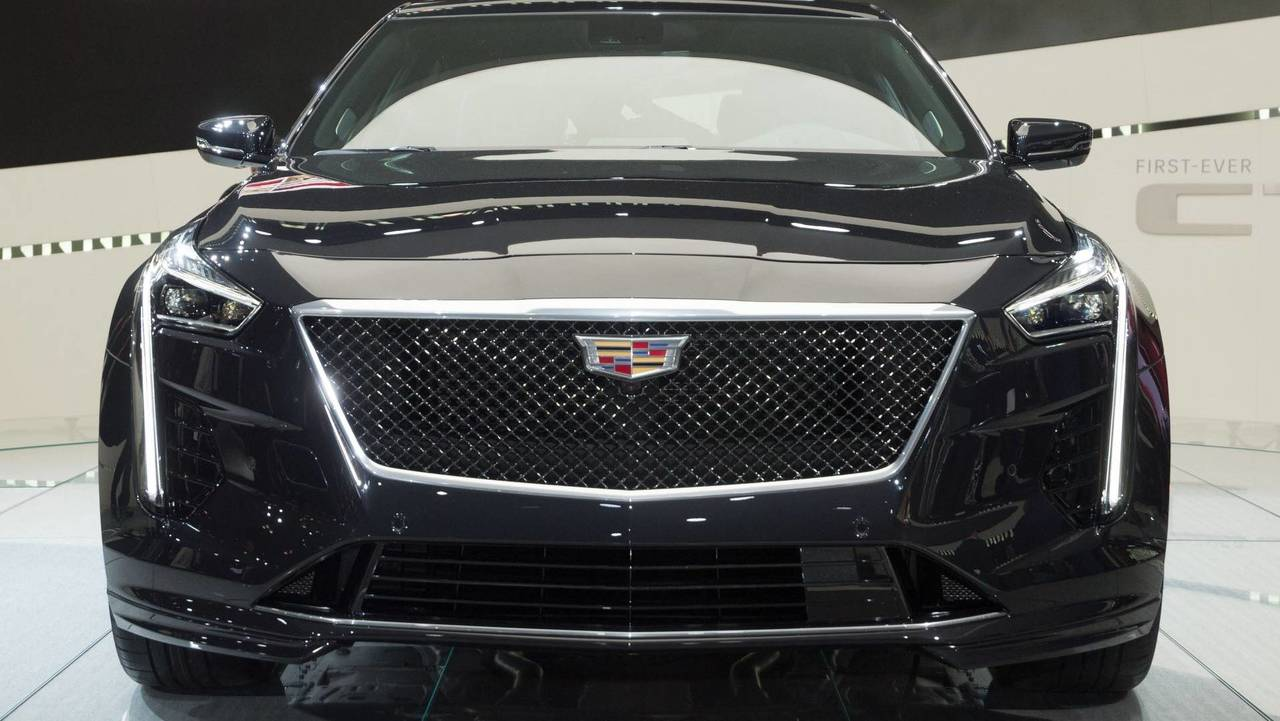 Cadillac Ct6 V Preorders Begin For Cancelled 550 Hp Sedan Update