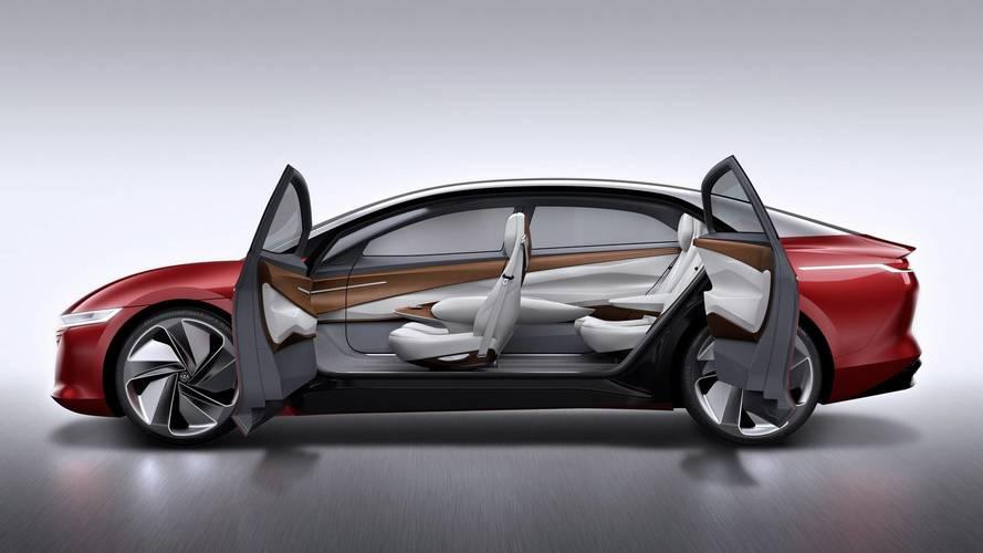 VW I.D. Vizzion konsepti